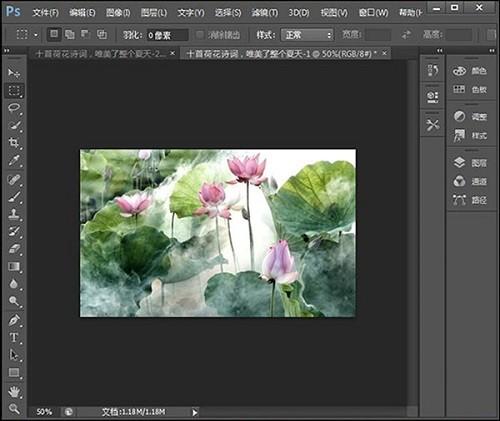pdf提取图片的效果图