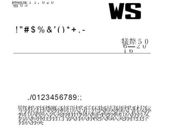 pdf转word文件乱码
